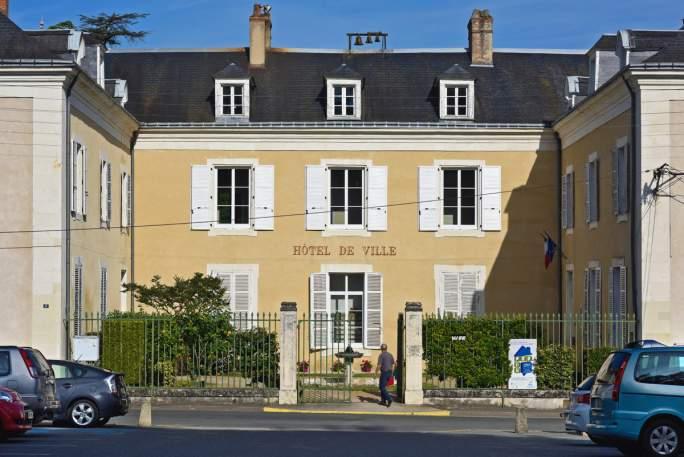 Hôtel de ville de Château-la-Vallière