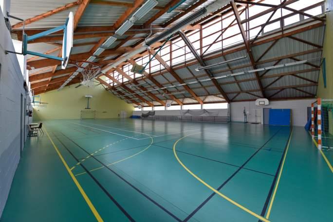 Salle Omnisports - Rue du Dessus des Vallées