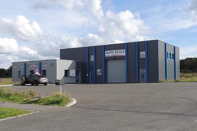 Auto-école de Château-la-Vallière