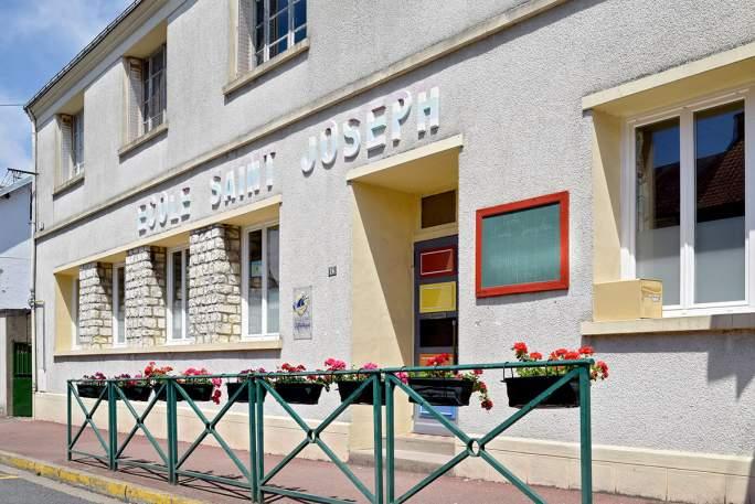 École privée Maternelle et Élémentaire – Saint-Joseph